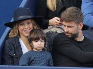 Shakira et Gerard Piqué : Parents câlins avec Milan, dissipé lors d'une finale