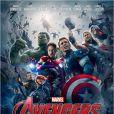 Affiche d'Avengers 2.