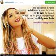Nabilla bientôt présente à Paris au même salon que Thomas Vergara ?