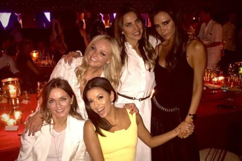 David Beckham : Eva Longoria et les Spice Girls réunies pour ses 40 ans