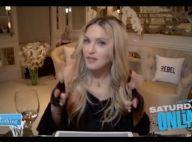 Madonna se fiche de Drake après leur fougueux baiser : ''Il m'a suppliée...''