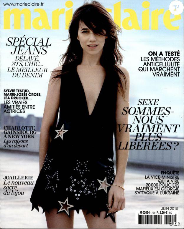 Le magazine Marie Claire du mois de juin 2015