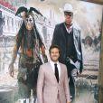"""Armie Hammer - People a la premiere de 'The Lone Ranger"""" a Disney California Adventure, Anaheim en Californie, le 22 juin 2013"""