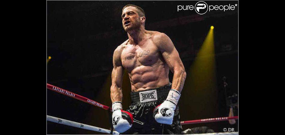 Jake Gyllenhaal dans le film La Rage au ventre (Southpaw ...