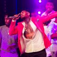 Chris Brown au Drai's à Las Vegas. Le 2 mai 2015.