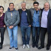 Hafsia Herzi est ''Certifiée Halal'' au côté de Smaïn et de Farid Khider