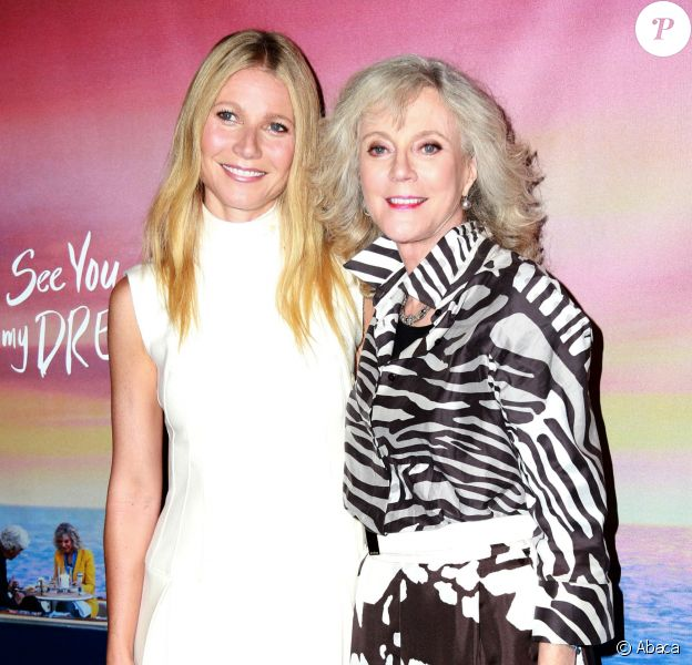 "Gwyneth Paltrow et Blythe Danner - Avant-première du film ""I'll See You In My Dreams"" à Los Angeles le 7 mai 2015"