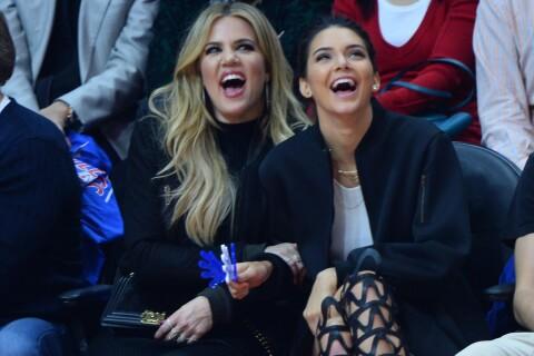 Kendall Jenner, canon, et Khloé Kardashian : Huées mais pas démoralisées !