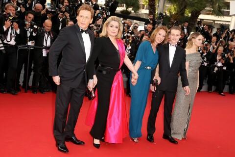 Cannes 2015 : Catherine Deneuve et la révélation Rod Paradot, la ''Tête haute''
