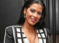 Ayem Nour à Cannes : Décolleté ultrasexy, pose arty... La bimbo est en forme !