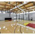 La demeure de Michael Jordan à Chicago, dans le quartier de Highland Park, possède un terrain de basket