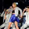 Taylor Swift lors du festival Rock in Rio USA à Las Vegas. Le 15 mai 2015.