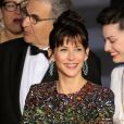 "Sophie Marceau - Montée des marches du film ""Shan He Gu Ren"" (Mountains May Depart) lors du 68e Festival International du Film de Cannes, à Cannes le 20 mai 2015."
