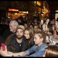 Exclusif - prix spécial - - Kendji Girac et ses fans - Concert de Kendji Girac à l'Olympia le 14 mai 2015 à Paris 14/05/2015 - Paris