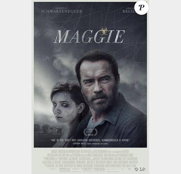 Affiche du film Maggie, en salles le 27 mai 2015