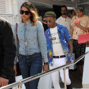 Pharrell Williams : En amoureux à Cannes, sur son 31 avec ses protégés