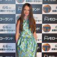 Raffey Cassidy lors de l'avant-première du film A la poursuite de demain à Tokyo le 25 mai 2015