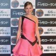 Britt Robertson lors de l'avant-première du film A la poursuite de demain à Tokyo le 25 mai 2015