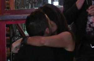 Nathalie et Vivian (Anges 7) en couple ! Les ex échangent un tendre baiser...