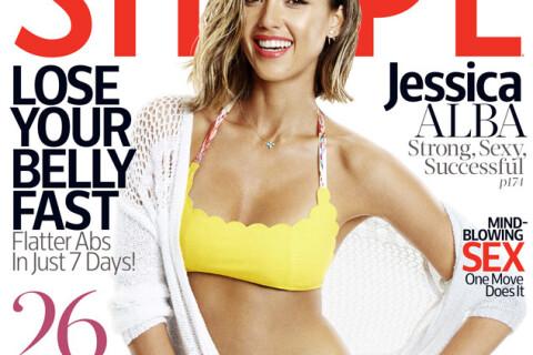 Jessica Alba : Bombesque en bikini, elle livre ses secrets !