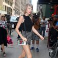 Taylor Swift se promène dans les rues de New York, le 26 mai 2015