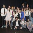 """Les Franglaises - Dernière du spectacle """"Les Franglaises"""" au théâtre Bobino à Paris, le 27 mai 2015"""