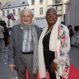 """Firmine Richard, guest - Dernière du spectacle """"Les Franglaises"""" au théâtre Bobino à Paris, le 27 mai 2015"""
