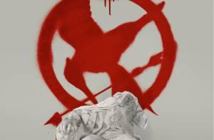 EXCLU - Hunger Games 4 : Une première affiche, le Capitole a été piraté !