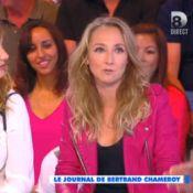 Audrey Lamy, coquine, peut dire merci à Jacquie et Michel...