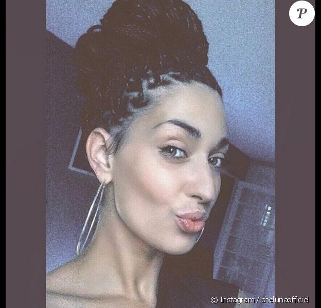 Sheryfa Luna a craqué pour une coiffure africaine. Mai 2015.