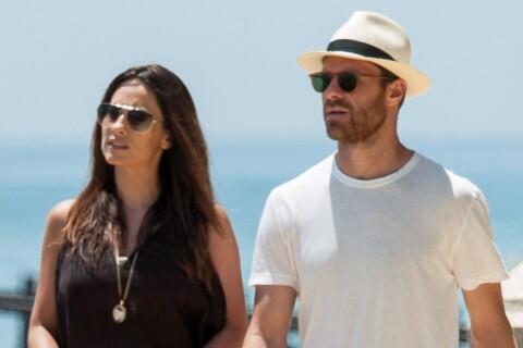 Xabi Alonso (Bayern Munich) : Vacances à la plage avec Nagore et les enfants