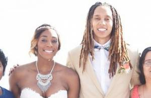 Brittney Griner et Glory Johnson: Les basketteuses, mariées, attendent un enfant