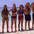 Les rouges remportent l'épreuve de confort dans Koh-Lanta 2015, le vendredi 5 juin 2015, sur TF1
