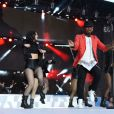 Ne-Yo au Summertime Ball de la radio Capital FM au stade de Wembley. Londres, le 6 juin 2015.