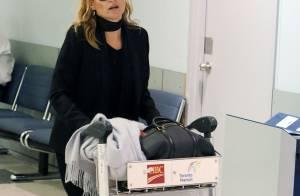 Kate Moss, intenable en avion après des vacances de rêve : la police intervient