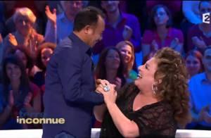 Marianne James : En larmes après l'incroyable surprise de Frédéric Lopez...