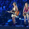 Maddie & Tae - Cérémonie des Country Music Television Awards au Bridgestone Arena de Nashville, Tennessee, le 10 juin 2015.
