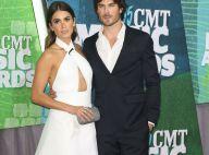 Ian Somerhalder et Nikki Reed : Jeunes mariés inséparables devant Rumer Willis