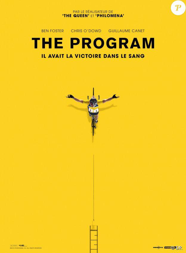 Affiche teaser du film The Program