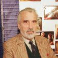 Christopher Lee en 1996