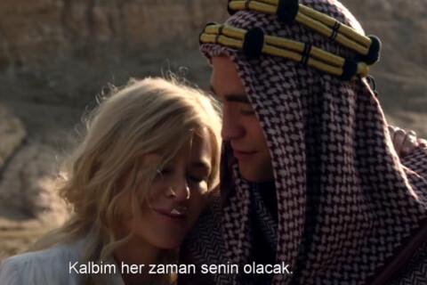 Robert Pattinson en Lawrence d'Arabie : Touareg sexy face à Nicole Kidman
