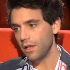 Mika vid os purepeople for Divan le terrible lucien
