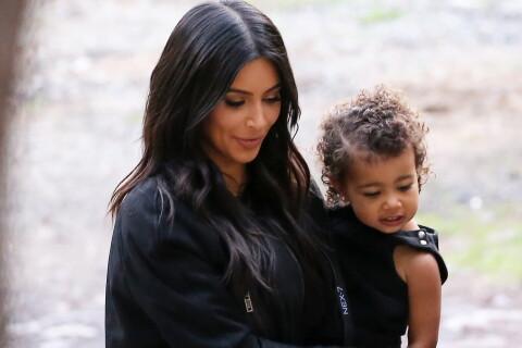 North West : Photos inédites avec Kim et Kanye pour son 2e anniversaire !