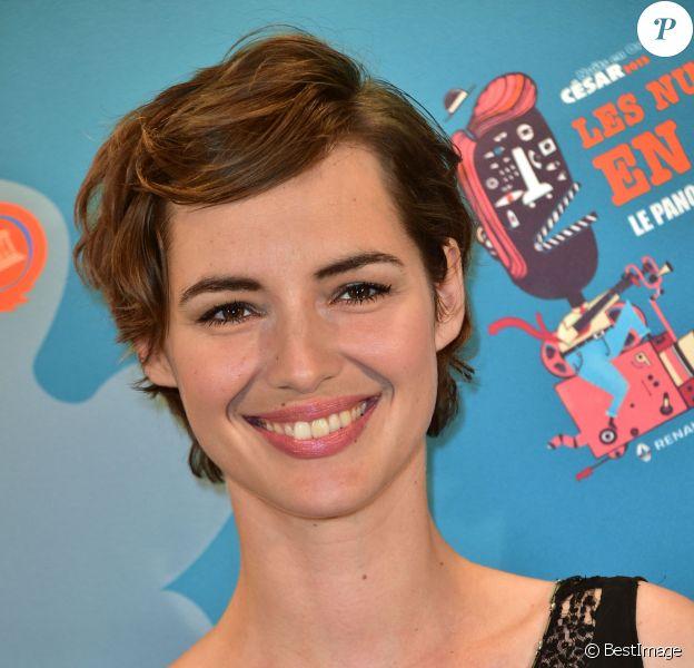 """Louise Bourgoin - Dîner de gala """"Les Nuits en Or - Panorama"""" à l'UNESCO à Paris, le 15 juin 2015"""
