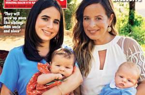 Jade Jagger et sa fille, mamans en même temps : ''Nous avons beaucoup appris''