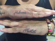 Vivian (Les Anges 7) : Quatre nouveaux tatouages, dont un très étonnant...