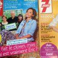 """""""Télé Star et Télé 7 jours, juin 2015."""""""