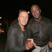 Michael Jordan : Nuit de folie avec son épouse et les rugbymen du Stade français