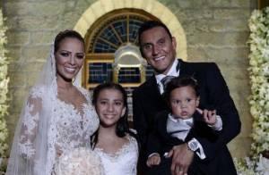 Keylor Navas marié : Le gardien du Real Madrid a épousé la bombe Andrea Salas