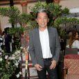 """Exclusif - Kenzo Takada - Soirée """"White Party"""" au Prince de Galles à Paris le 24 juin 2015."""